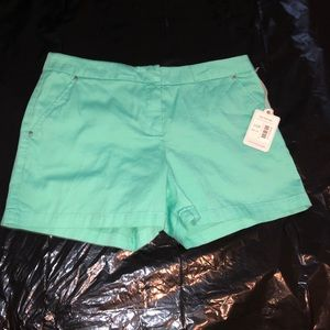Pants - Blue shorts